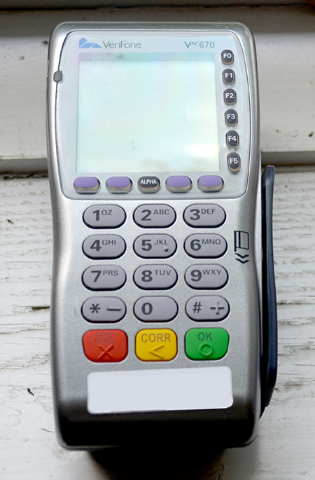 wireless debit machine manufacturer
